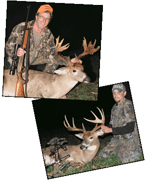 Salior's Creek Outfitters, your guide to hunting in Central